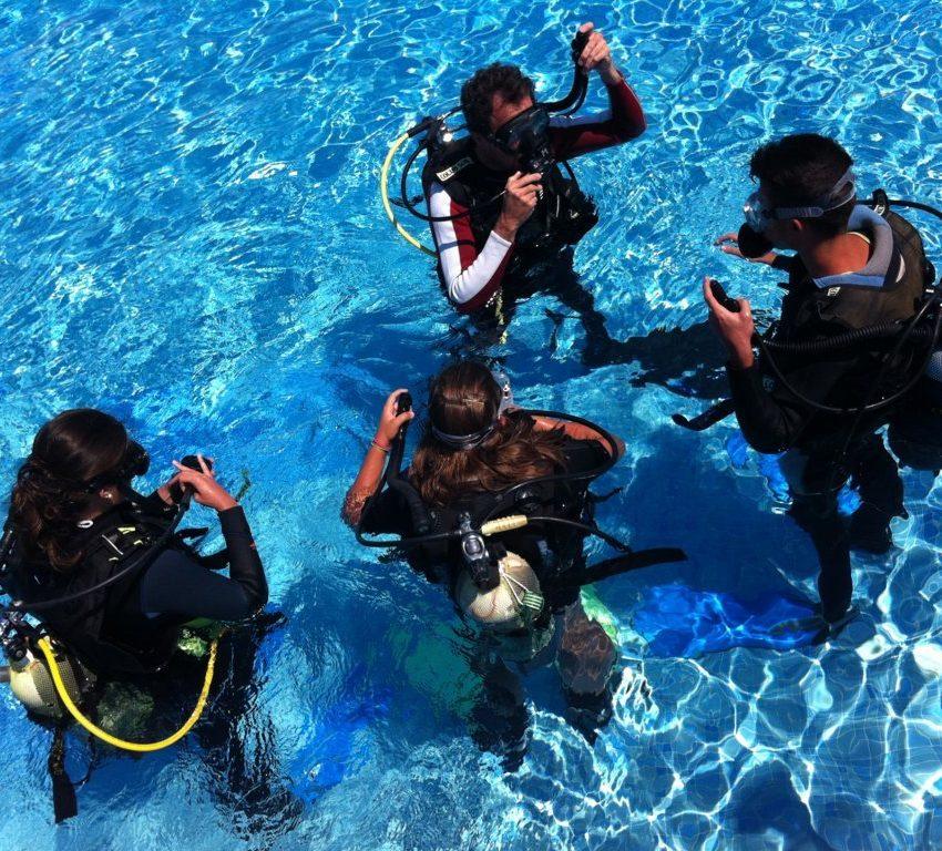 Corsi subacquei